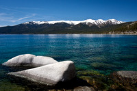 View at Lake Tahoe