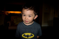 Avery is… batman