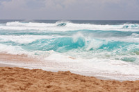 Waves at the North Shore, Oahu