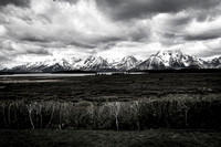 Grand Teton range, Grand Teton National Park