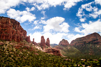 View from the Chapel of the Holy Cross, Sedona, AZ